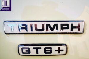 1969 TRIUMPH GT6 MK2 www.cristianoluzzago.it Brescia Italy (19)