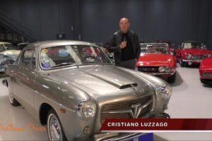 CRISTIANO LUZZAGO RACCONTA, FIAT 1100 TV COUPE PININFARINA