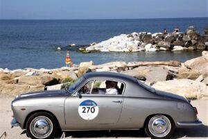 FIAT 1100 TV COUPE PINIFARINA 1000 miglia 2021 cristiano luzzago brescia italy (6)