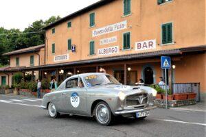 FIAT 1100 TV COUPE PINIFARINA 1000 miglia 2021 cristiano luzzago brescia italy (7)