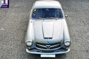 FIAT 1100 TV COUPE' PININFARINA www.cristianoluzzago.it brescia italy (13)