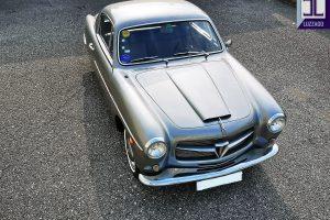 FIAT 1100 TV COUPE' PININFARINA www.cristianoluzzago.it brescia italy (16)