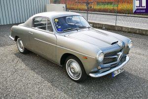 FIAT 1100 TV COUPE' PININFARINA www.cristianoluzzago.it brescia italy (17)