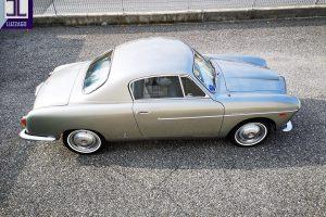 FIAT 1100 TV COUPE' PININFARINA www.cristianoluzzago.it brescia italy (18)