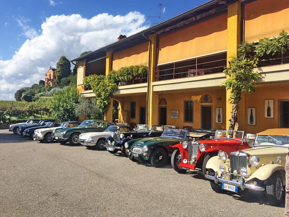 IL BRITISH MOTOR CLUB ITALIA CI INVITA IN FRANCIACORTA