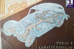 1937 FIAT 1500 www.cristianoluzzago.it brescia italy (48)
