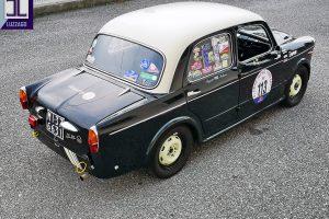 1958 FIAT 1100 RACING www.cristianoluzzago.it Brescia Italy (11)