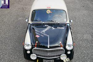 1958 FIAT 1100 RACING www.cristianoluzzago.it Brescia Italy (3)
