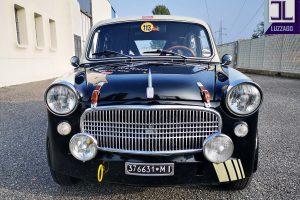 1958 FIAT 1100 RACING www.cristianoluzzago.it Brescia Italy (5)