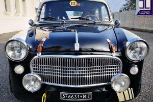 1958 FIAT 1100 RACING www.cristianoluzzago.it Brescia Italy (6)