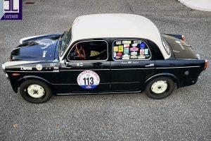1958 FIAT 1100 RACING www.cristianoluzzago.it Brescia Italy (9)