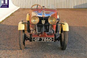 1930 MG M TYPE DOUBLE TWELVE www.cristianoluzzago.it brescia italy (2)