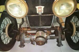 1930 MG M TYPE DOUBLE TWELVE www.cristianoluzzago.it brescia italy (38a