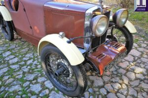 1930 MG M TYPE DOUBLE TWELVE www.cristianoluzzago.it brescia italy (9)