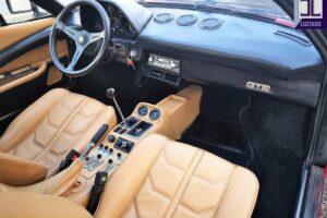 1981 FERRARI 208 GTB www.cristianoluzzago.it Brescia Italy (30)