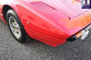 1981 FERRARI 208 GTB www.cristianoluzzago.it Brescia Italy (8)