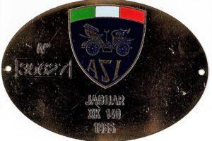 JAGUAR XK 140 DHC www.cristianoluzzago.it brescia italy (47)