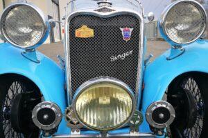 1936 SINGER LE MANS www.cristianoluzzago.it Brescia Italy (23)