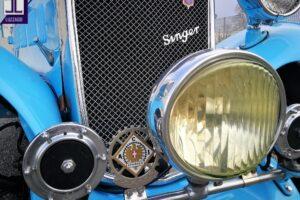 1936 SINGER LE MANS www.cristianoluzzago.it Brescia Italy (26)
