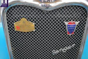 1936 SINGER LE MANS www.cristianoluzzago.it Brescia Italy (28)