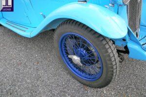 1936 SINGER LE MANS www.cristianoluzzago.it Brescia Italy (52)