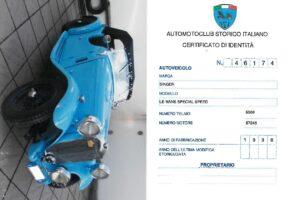 1936 SINGER LE MANS www.cristianoluzzago.it Brescia Italy (72)