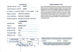 1936 SINGER LE MANS www.cristianoluzzago.it Brescia Italy (73)