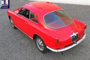 1955 ALFA ROMEO GIULIETTA SPRINT S1 www.cristianoluzzago.it Brescia Italy (10)