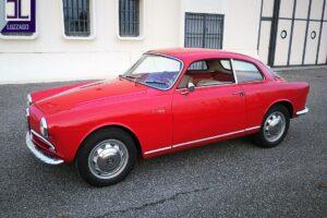 1955 ALFA ROMEO GIULIETTA SPRINT S1 www.cristianoluzzago.it Brescia Italy (13)