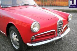 1955 ALFA ROMEO GIULIETTA SPRINT S1 www.cristianoluzzago.it Brescia Italy (14)
