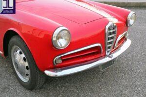 1955 ALFA ROMEO GIULIETTA SPRINT S1 www.cristianoluzzago.it Brescia Italy (15)