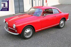 1955 ALFA ROMEO GIULIETTA SPRINT S1 www.cristianoluzzago.it Brescia Italy (3)