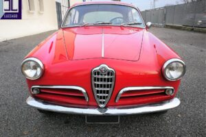 1955 ALFA ROMEO GIULIETTA SPRINT S1 www.cristianoluzzago.it Brescia Italy (4)