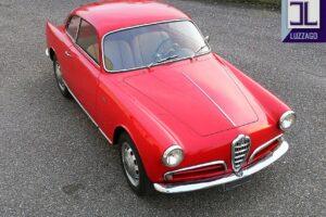 1955 ALFA ROMEO GIULIETTA SPRINT S1 www.cristianoluzzago.it Brescia Italy (5)
