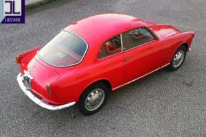 1955 ALFA ROMEO GIULIETTA SPRINT S1 www.cristianoluzzago.it Brescia Italy (9)