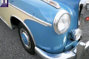 1958 MERCEDES BENZ 220S W180 CONVERTIBILE www.cristianoluzzago.it Brescia italy (10)