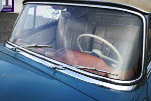 1958 MERCEDES BENZ 220S W180 CONVERTIBILE www.cristianoluzzago.it Brescia italy (15)