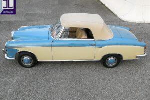 1958 MERCEDES BENZ 220S W180 CONVERTIBILE www.cristianoluzzago.it Brescia italy (3)