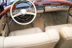 1958 MERCEDES BENZ 220S W180 CONVERTIBILE www.cristianoluzzago.it Brescia italy (36)