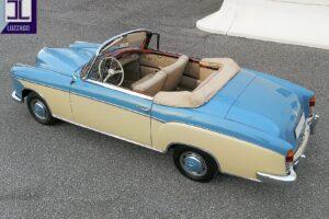 1958 MERCEDES BENZ 220S W180 CONVERTIBILE www.cristianoluzzago.it Brescia italy (5)