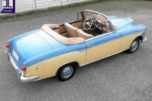 1958 MERCEDES BENZ 220S W180 CONVERTIBILE www.cristianoluzzago.it Brescia italy (6)