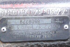 1958 MERCEDES BENZ 220S W180 CONVERTIBILE www.cristianoluzzago.it Brescia italy (62)