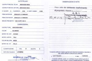 1958 MERCEDES BENZ 220S W180 CONVERTIBILE www.cristianoluzzago.it Brescia italy (65)