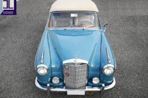 1958 MERCEDES BENZ 220S W180 CONVERTIBILE www.cristianoluzzago.it Brescia italy (9)