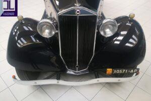 1935 LANCIA AUGUSTA CABRIOLET PININ FARINA (9