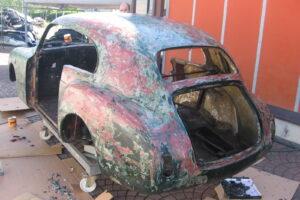 1948 FIAT 1100 VIGNALE BODYWORKS cristiano luzzago (5)