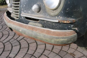 1948 FIAT 1100 VIGNALEbarn find and cleaning (14)