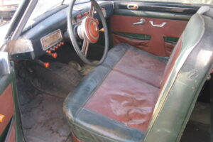 1948 FIAT 1100 VIGNALEbarn find and cleaning (29)