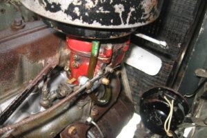 1948 FIAT 1100 VIGNALEbarn find and cleaning (64)