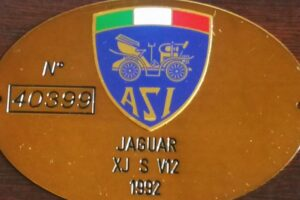 1992 JAGUAR XJS V12 www.cristianoluzzago.it brescia italy (39)
